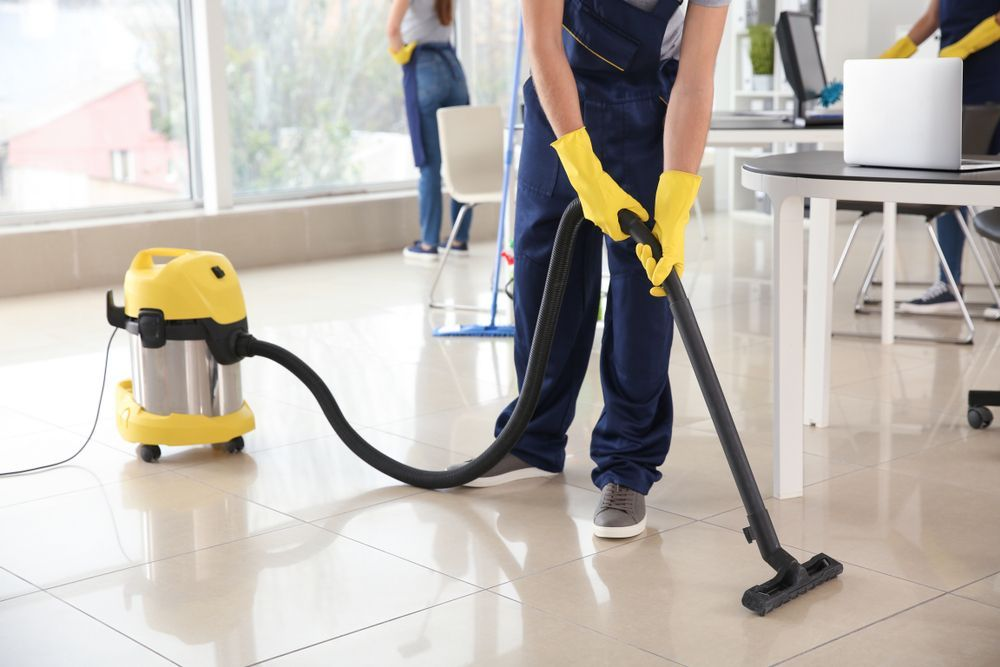 eco-friendly commercial cleaning services in Indianapolis, IN