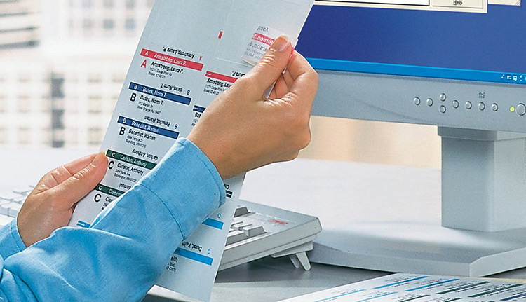 label printing in Fairfax